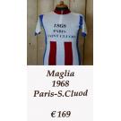 Anni D'Oro-Maglia 1968 Paris S. Cluod